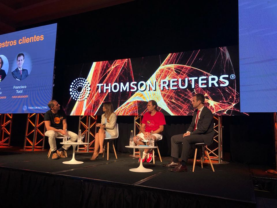 Sales Kick Off de Thomson Reuters South Latam 2020