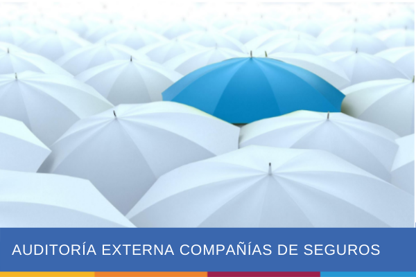 Auditoría externa compañias de seguros