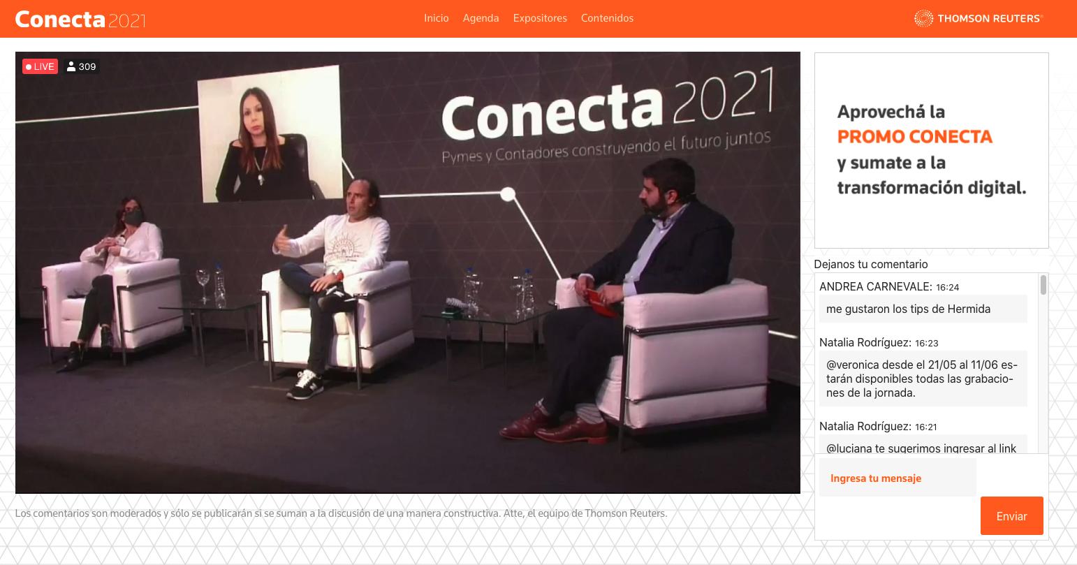Evento CONECTA 2021
