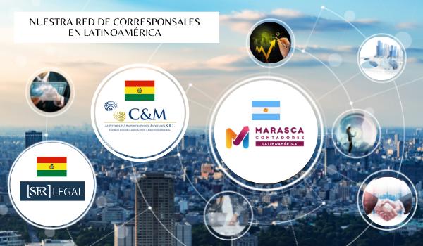 Red de Corresponsales Argentina – Bolivia